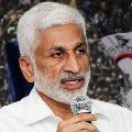 Vijayasai Reddy says Hyderabad and Guntur men involvement in Antarvedi incident
