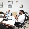 TS Minister KTR reviews free water scheme in Hyderabad