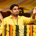 Nara Lokesh once again hits out YSRCP leaders