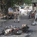 Congress leader Kaleem pasha arrested in Bengaluru riots case