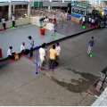 New software to control physical distance in between devotees in Tirumala