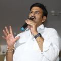 MP Raghurama Krishnaraju writes CM Jagan over construction sector labour
