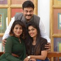 Chiranjeevi responds on the occasion of world daughters day