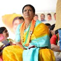 DK Aruna appointed as BJP National Vice President in new office bearers list