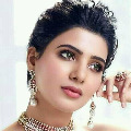 Samantha joins shoot for a coomecial