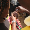 6 year old boy in Jharkhand suspected of polio