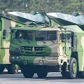 China deploys arms near Taiwan borders