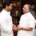 CM Jagan shocked after former MLA Dronamraju Srinivas demise