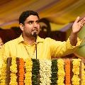 Nara Lokesh slams Jagan government on Mansas trust issue