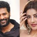 Kajal Aggarwal to pair with Prabhu Deva