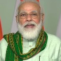modi speaks with new ips officers