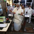 YV Subbareddy visits que lines in Tirumala