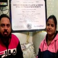 Rajasthan man gifts plot of land on Moon to wife on wedding anniversary