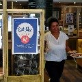 Pubs cafes and restaurants prepare for half price meal scheme in Britain