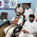 Uttam Kumar reddy says that he was detained