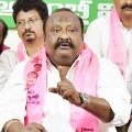 TRS Minister Gangula Kamalakar says KTR CM is their internal matter