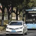 Huwai Built Road that talk to Driverless Car