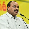 Atchannaidu warns YSRCP ministers to hold their toungues