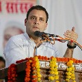 Rahul Gandhi responds to Ahmed Patel demise