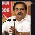 BJP Telangana affairs In charge PK Krishnadas tested corona positive