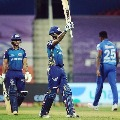 Mumbai Indian won against Delhi capitals