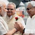 BJP Clarifies Bihar CM is Nitish Kumar