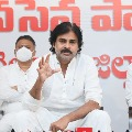 Pawan tells his party leaders about his childhood things