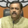 BJP MP GVL reacts on supreme court verdict on ap local body pools petetion