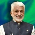 Vijaysai Reddy tweets over Nimmagadda letter issue