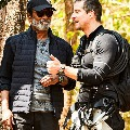 Rajinikanth with Bear Grylls sneak Peak moments video released