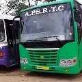 APSRTC Buses ready to take migrants who stranded in Hyderabad