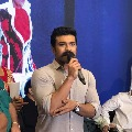 Ram Charan says about his father Chiranjeevi
