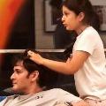 Sitara Head Massage to Mahesh