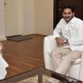 AP CM Jagan met Governor Biswabhushan Harichandan
