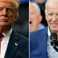 For the first time In US Presidential Poll survey JoeBiden takes lead over Trump