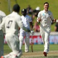 New Zealand Lost 7 Wickets