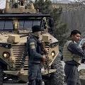 Attack On Kabul Gurdwara