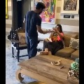 Lets take pride in doing chores at home ram charan