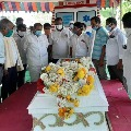 Telugu students dead bodies who died in Philippines arrived AP
