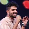 Singer Sid Sriram