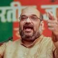 Amith Shah tells Rajyasabha there is no usage of Aadhar