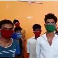 Telugu students arrived Siddipet from Maharashtra
