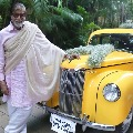 Amitabh Bachchan Left Speechless with This Vintage Car