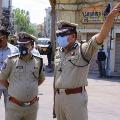 Hyderabad police book 14427 cases in a single day on lockdown violators