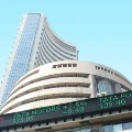 Sensex and Nifty higher after four day selloff