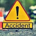 Speeding car kills two in Warangal district