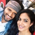 Ritu Varma greets on Vijaya Devarakonda birthday