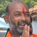 Bandi Sanjay writes letter to KCR