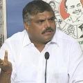 Botsa SatyaNarayana Press meet