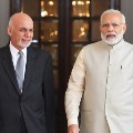 Afghanistan president thanks to PM Modi